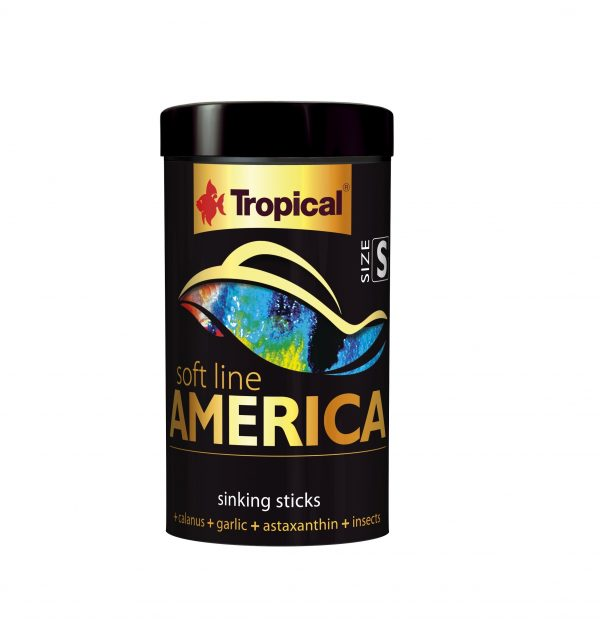 Tropical SOFT LINE AMERICA S 100ml