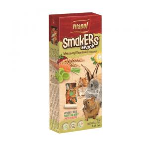 Smakers warzywny dla gryzoni i królika 90g/2szt.