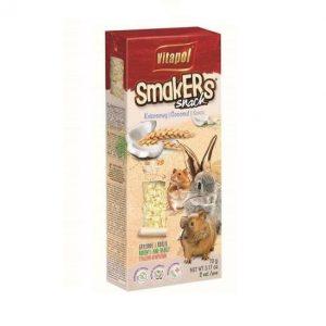 Smakers kokosowy dla gryzoni i królika 90g/2szt.