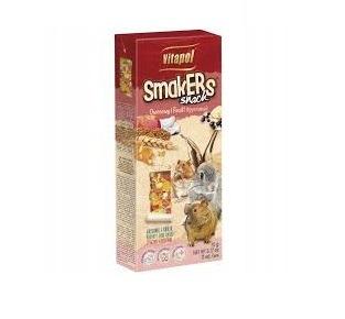 Smakers owocowy dla gryzoni i królika 90g/2szt.