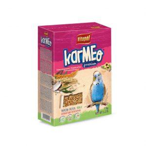 Karma pełnoporcjowa dla papużki falistej 1kg