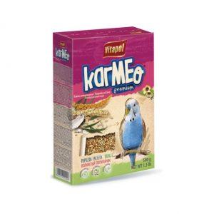 Karma pełnoporcjowa dla papużki falistej