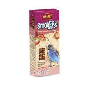 Vitapol Smakers truskawkowy dla papużki falistej 90g/2szt.