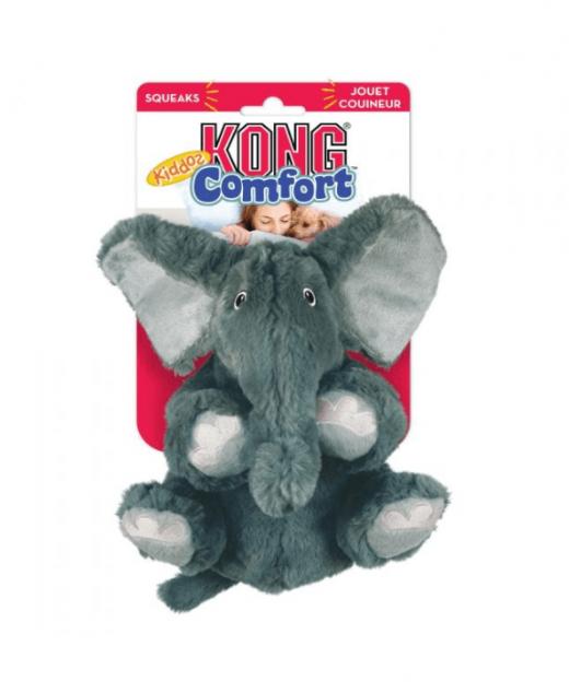 Kong Comfort Kiddos Słonik S