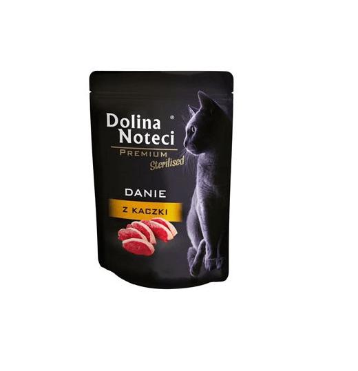 Dolina Noteci Premium Sterilised Danie z Kaczki 85g