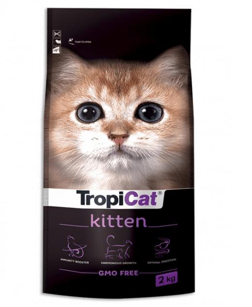 TropiCat Premium Kitten 2kg