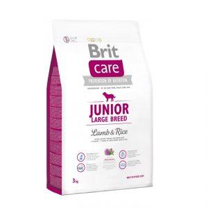 Brit Care Junior Large Lamb&Rice 3kg