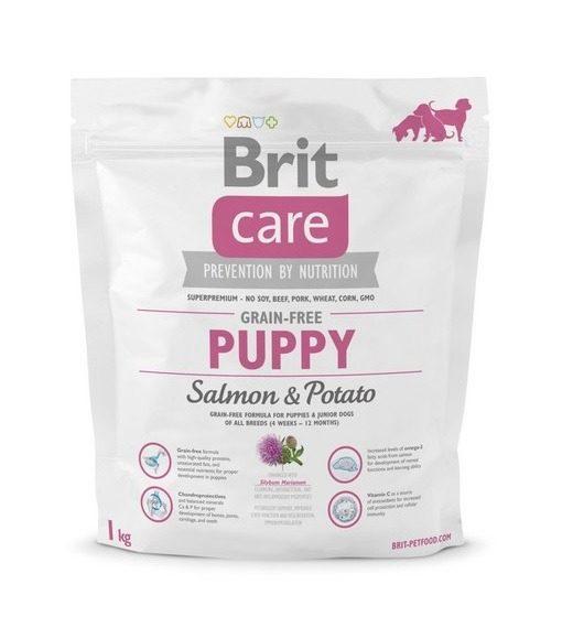 Brit Care Puppy Salmon & Potato 1kg