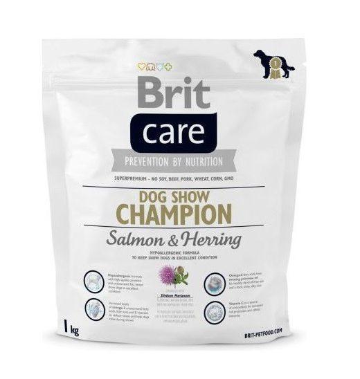 BRIT CARE CHAMPION SALMON& HERRING 1KG