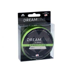 Plecionka Dreamline Competition Fluo Green