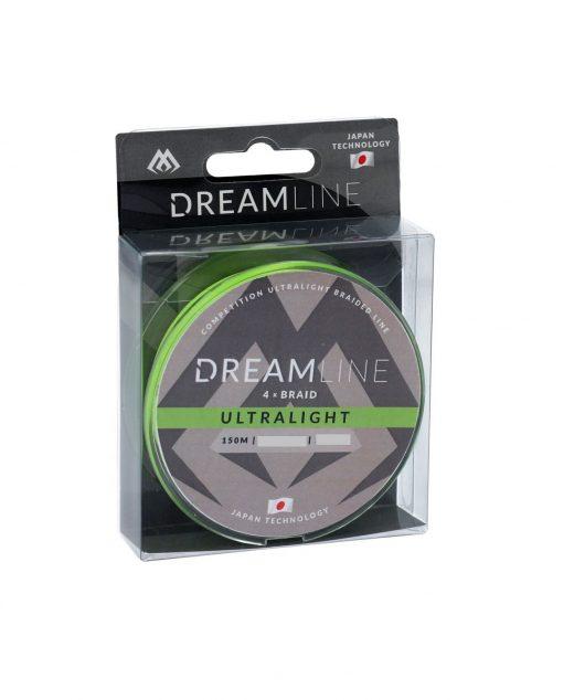Plecionka Dreamline Ultralight Fluo Green