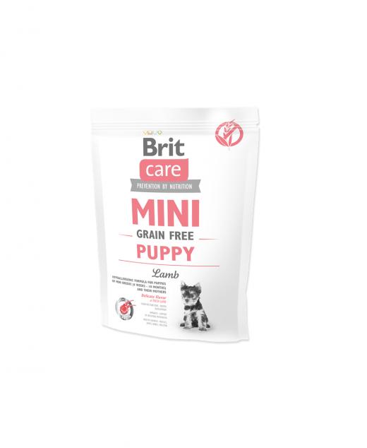 BRIT CARE MINI GRAIN-FREE PUPPY 400g