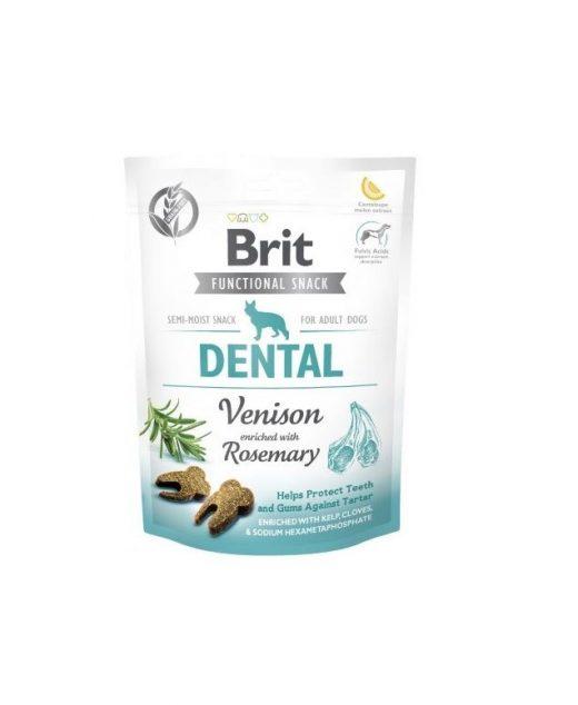 Brit Care Przysmak Functional Snack Dental 150g