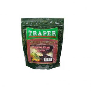 Traper Atraktor Czerwone Robaki 250g