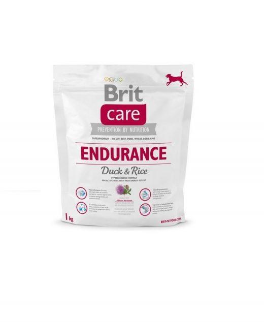 Brit Care ENDURANCE DUCK&RICE 1kg