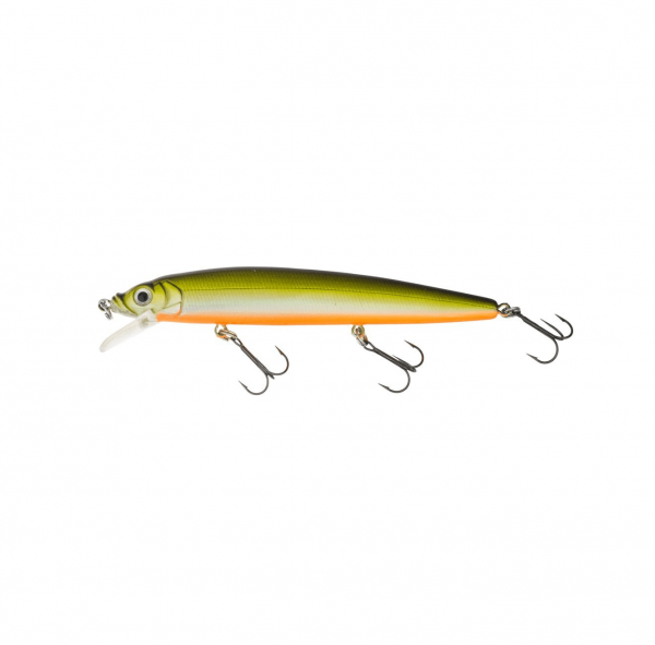 Wobler STRIKE PRO Alpha Minnow Floating 11,5cm 12g