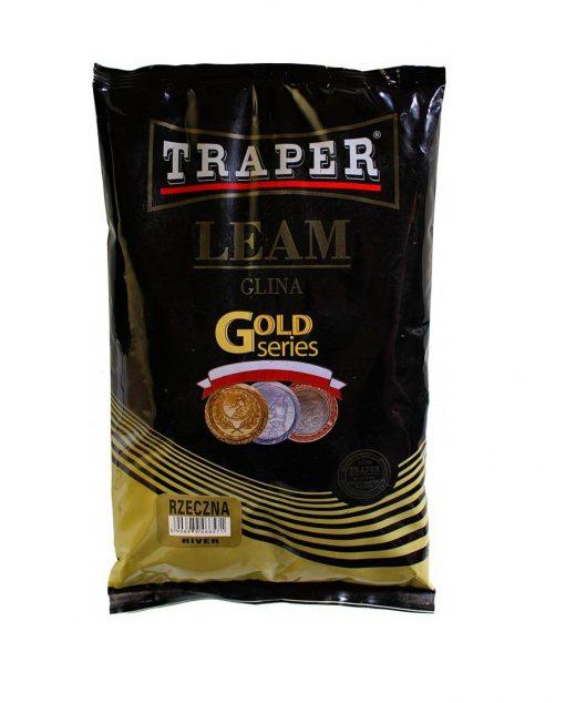 Traper Glina rzeczna 2 kg