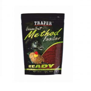 Zanęta Traper Method Feeder Ready 750g