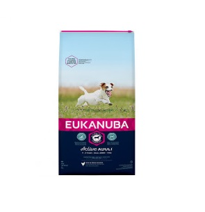 Eukanuba Adult Small Breed Chickien 3kg