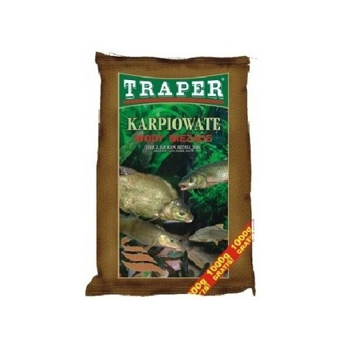 Traper Karpiowate Wody Bieżące 5kg