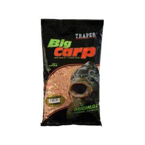 Traper Zanęta Big Carp Truskawka 1kg