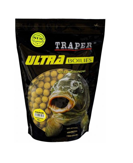 Traper Kulki ULTRA 16mm Banan 1kg