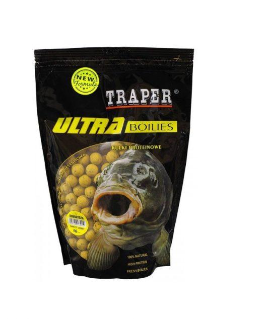 Traper Kulki ULTRA 16mm Kukurydza 1kg