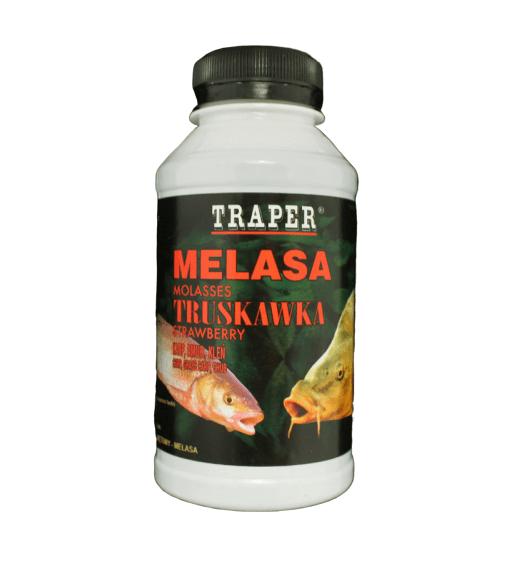 Traper Melasa Truskawka 350g