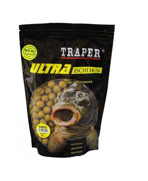 Traper Kulki ULTRA 16mm Scopex 1kg