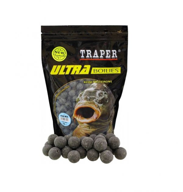 Traper Kulki ULTRA 16mm Fish Mix 1kg