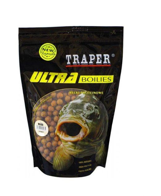 Traper Kulki ULTRA 16mm Miód 1kg