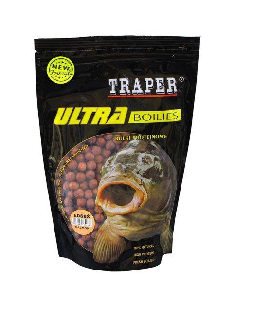 Traper Kulki ULTRA 16mm Łosoś 1kg