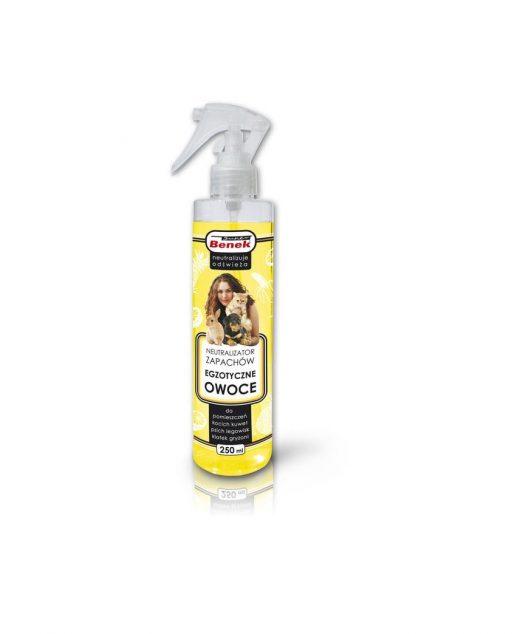 Super Benek Neutralizator Zapachów - Egzotyczne Owoce 250 ml