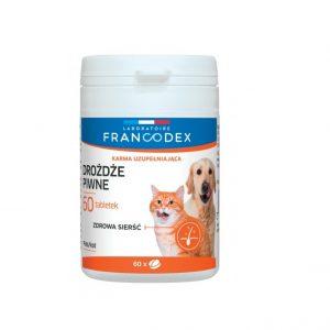 Francodex Drożdże Piwne 60 tabletek