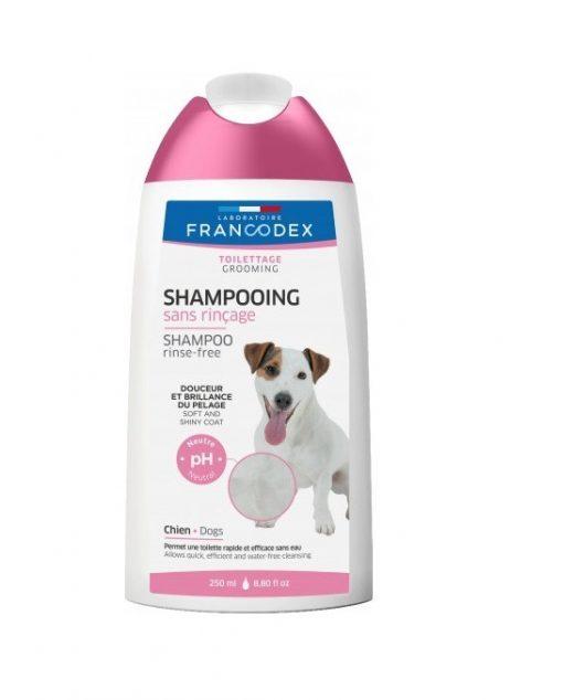 Francodex Szampon bez spłukiwania dla psa 250 ml