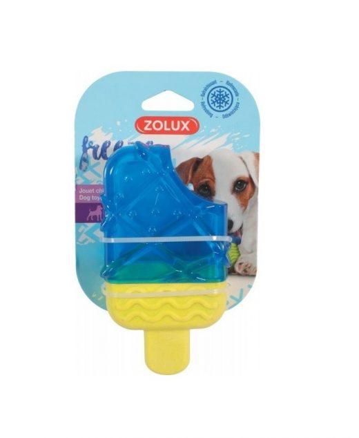Zolux Zabawka chłodząca TPR FREEZE 14cm