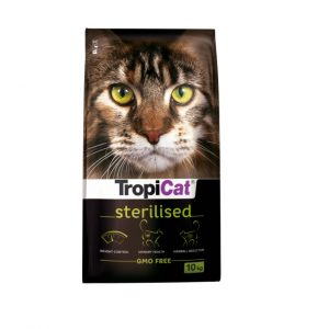 TROPICAT STERILISED 10 KG
