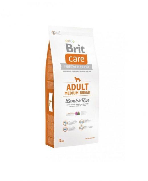 Brit Care Adult Medium Lamb & Rice 12kg