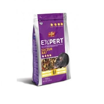Expert karma pełnoporcjowa dla szczura 750g