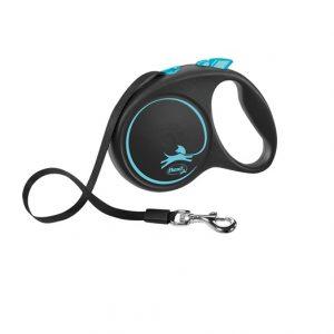 Flexi Black Design Taśma M 5m Czarno-niebieska