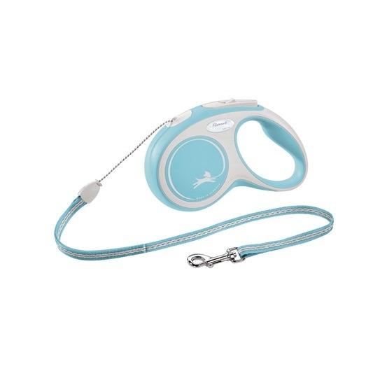 Flexi New Comfort Linka S 5m Niebieska