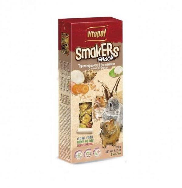 Smakers topinamburowy dla gryzoni i królika 90g/2szt.