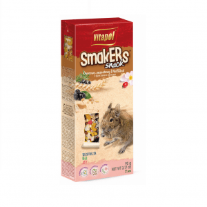 Smakers owocowo-orzechowy dla kosztaniczki 90g/2szt.
