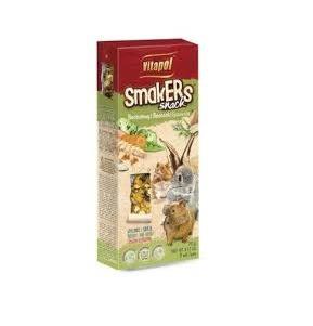 Smakers brokułowy dla gryzoni i królika 90g/2szt.