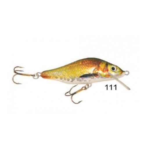 Mistrall wobler Whitefish Floater 7cm 15g