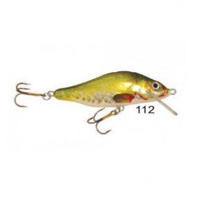 Mistrall wobler Whitefish Floater 112 7cm 15g