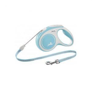 Flexi New Comfort Linka M 5m niebieska