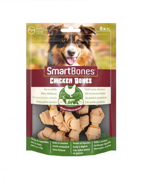 Smart Bones Chicken mini 8 szt.