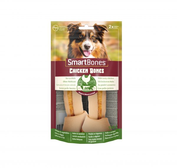 Smart Bones Chicken medium 2 szt.