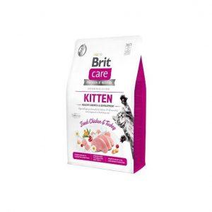 Brit Care Kitten Fresh Chicken Turkey 2kg